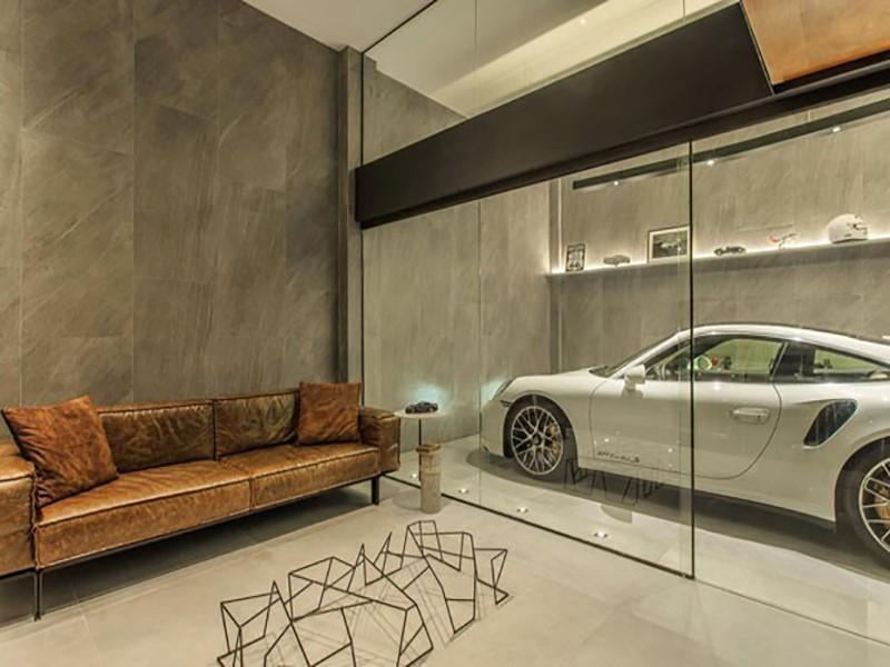 9 projetos com garagens incríveis