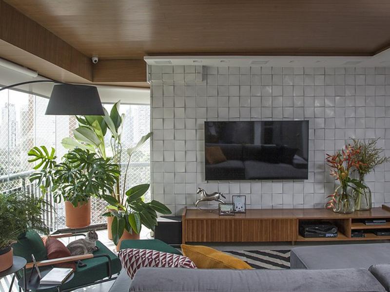 Como escolher a TV ideal e combiná-la ao décor