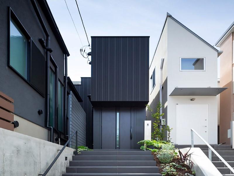 Casa em Tóquio tem apenas 1,4 metro de largura