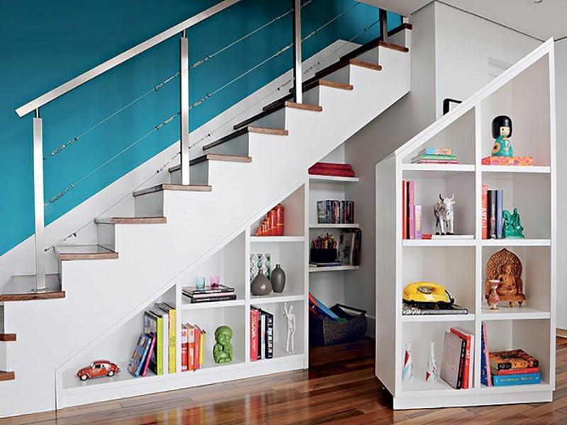 7 ideias para otimizar espaços improváveis em casas e apartamentos