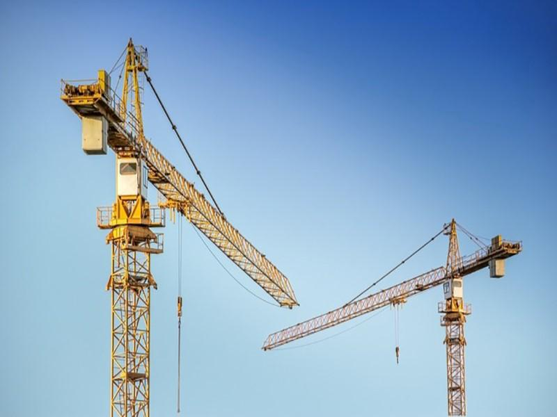 Construção civil cresce 1,3% graças à expansão do crédito imobiliário