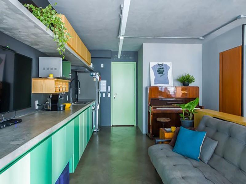 6 ideias espertas para decorar sala pequena gastando pouco