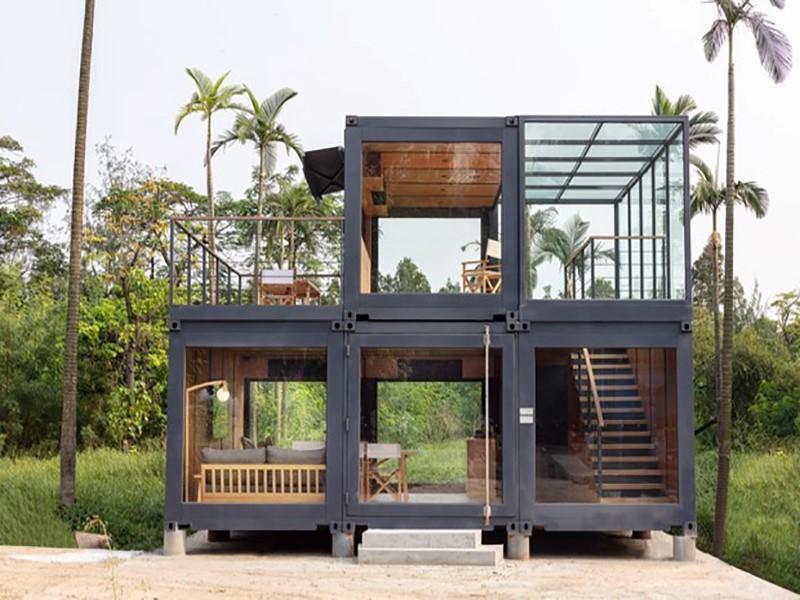 Projetos com container: 10 ideias surpreendentes